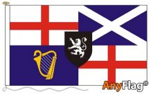 - LORD PROTECTORS 1658 59 ANYFLAG RANGE - VARIOUS SIZES